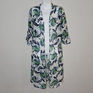 Do Everything With Love OPEN Front Kimono